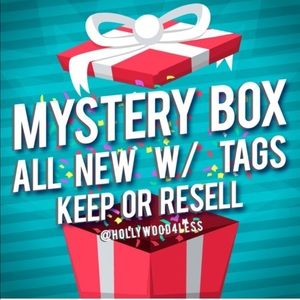 NWT Mystery Box - Reseller's Box All Brand New!
